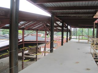 June 8, 2011 Brentwood 3rd floor staff mezzanine 016